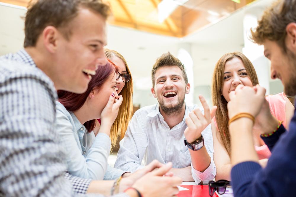 Comedy Improv Team Building Activity